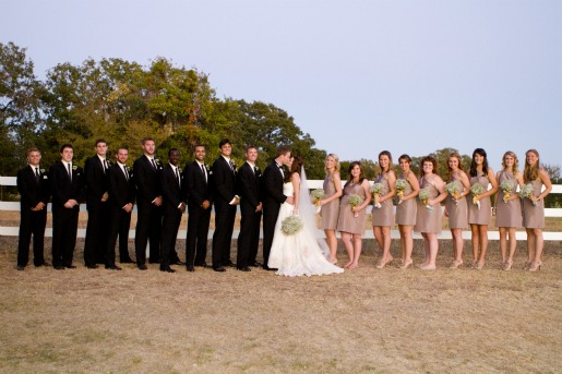 Outdoor wedding, Babies Breath, Morning Star Flowers, JCrew Dress, Faith Thornburg, Anna Kerns Photography, Jenna Paulette Arist, Country Artist, Groom with good hair, Country Wedding, Lantana Resort, Pilot Point, Texas, Texas Wedding, Cowboy boots, Wedding Celebration, Large wedding in Texas, Outdoor wedding in Texas, Fall Weddings, October Weddings