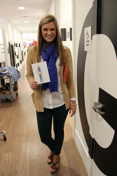 Katie Anderson, Modern Eve, Lifestyle Blogger, Fashion Blogger, The Gap, Styld.by, Rue Magazine, Dallas Blogger, Posta Bella