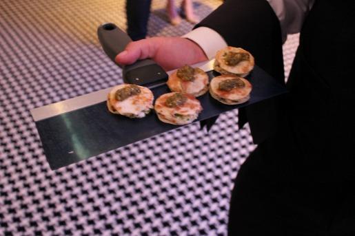 Creative ways to serve food, Hard Hat decor, Construction birthday party idea, New Hotel ZaZa Dallas Ballroom, Venues in Dallas, Hotel ZaZa, Posh Floral Designs, Uptown Ballroom