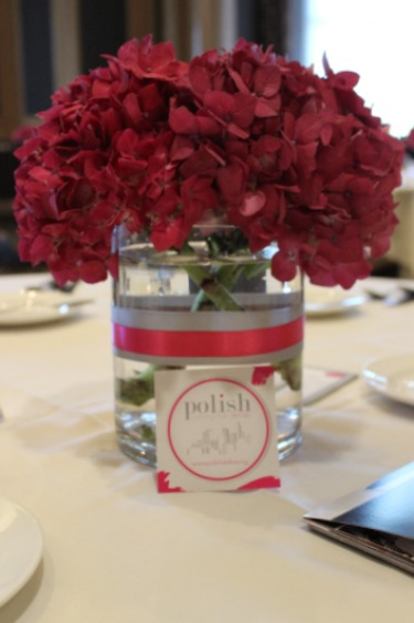 Posh Floral Designs, Polish Dallas, Stonebrair Country Club, Networking Luncheon, Luncheons in Dallas,