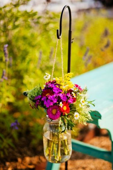 Allison Davis, Posh Floral, Wildflower bouquets