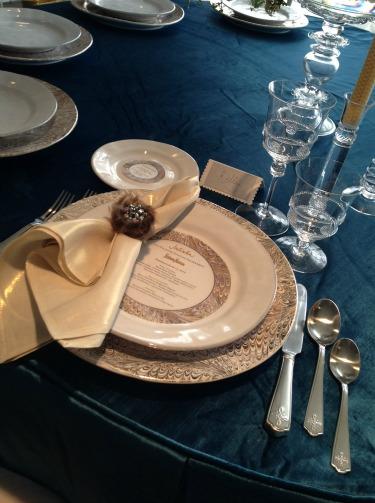 Juliska, Neiman Marcus, Posh Floral Designs, Flower Centerpiece Ideas, Best Tablescape ideas