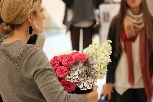 Neiman Marcus, Cusp, Denim Event, Fashion Event, Angie Strange, Posh Floral Designs, Bishop and Holland, The Teacher Diva, Parties, Cookie Ideas,