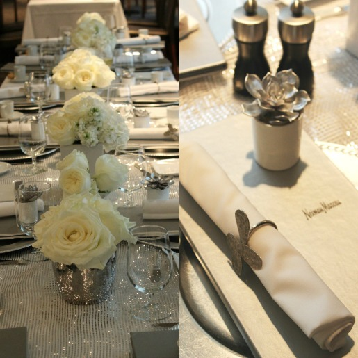 Dallas Wedding Florist, Posh Floral Designs, Angie Strange, Birthday Party Ideas, White Hydrangeas, White and Silver wedding, Birthday party centerpieces, Neiman Marcus,