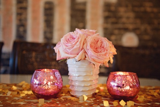 Events By Kristin, Dyan Kethley Photography, Posh Floral Designs, Angie Strange, Hot Pink Flowers, Birthday Ideas, Sweet 16 ideas, Sweet 16 Party Ideas, Dallas Events, Cake Table Ideas, Layered Bake Shop,