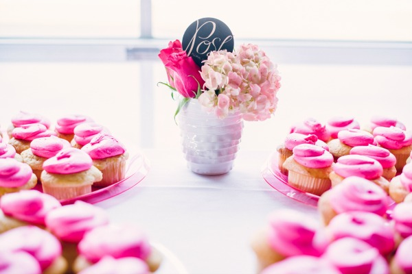 Fashion Show | Pink Party | Pretty Vases | Posh Floral