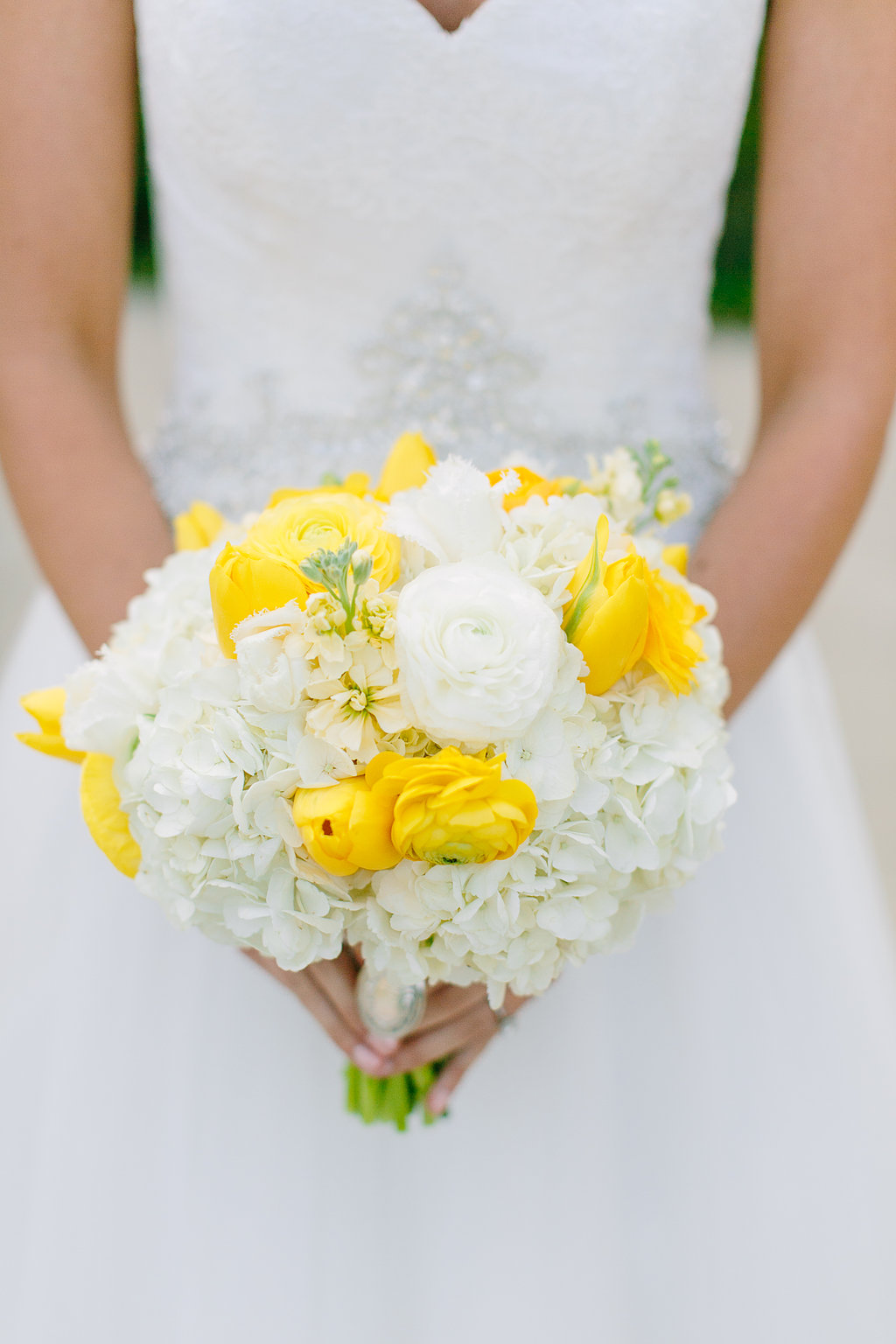 Pretty in yellow wedding posh floral designs izmirmasajfo