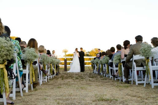 Green Wedding, Enviroment Wedding, Allison Davis Photography, Sweet Pea Events, Posh Floral Designs, The best wedding vendors in Dallas, non traditional flowers, non traditional wedding, aisle decor, outdoor wedding ideas, trinity river audubon center, wildflowers