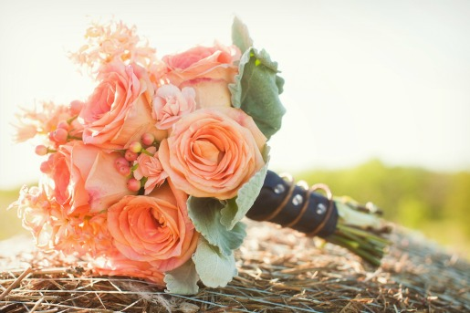 Coral Bouquet, Coral Roses, Coral Flowers, Picture ideas for a photo shoot, Country flower bouquet, Dusty Miller, Dusty MIller in a bouquet, Navy and Coral Bouquet, Bouquet in a field, Bouquet on Hay, Allison Davis Photography, Frisco Photographer, Dallas Photographer, Posh Floral Designs, Angie Strange, Dallas Florist, Plano Florist, Texas Photographer, Dallas Photographer, Photo Shoot, Ideas for an engagement shoot, Wedding florist, Dallas Wedding florist, Creative bouquets