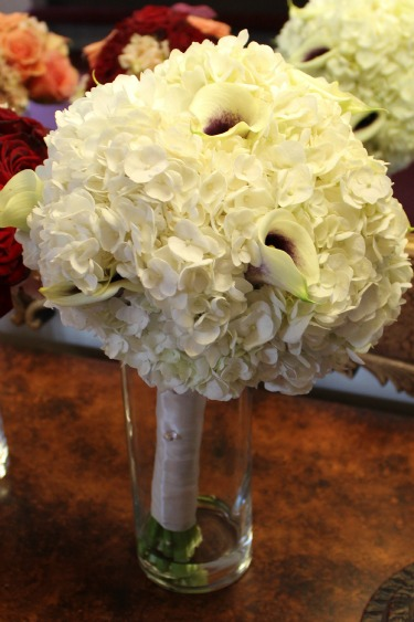 Hydrangeas, Picasso Calla Lily, Calla Lilies with purple inside, Calla Lily Bouquets, White Hydrangeas, Posh Floral Designs, Custer Road United Methodist Church, Plano Weddings, Best Florist in Dallas, Best Florist in Plano, Bride's Bouquets, Plano Tx weddings, Beautiful churches, Wedding Wednesday, Summer Weddings