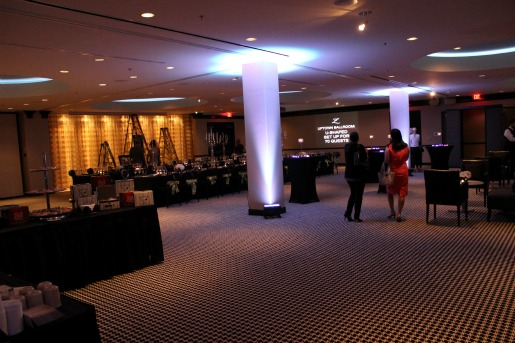 New Hotel ZaZa Dallas Ballroom, Venues in Dallas, Hotel ZaZa, Posh Floral Designs, Uptown Ballroom