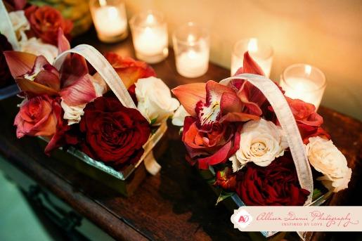 Ideas for flowergirls, flowers for flowergirls, Centerpiece Ideas, Lanterns, Rustic Weddings, Classic Weddings, Wedding Halls, Headtables, Kennique Linens, Posh Floral Designs, Allison Davis Photography, The Grand Ballroom, Mckinney Tx,