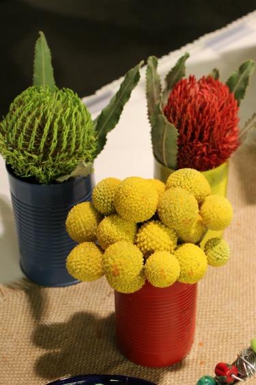Crapedia, Yellow Flowers, Posh Floral Designs, Western centerpieces, Baby Shower Ideas,