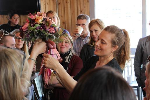 Ariella Chezar, Chapel Designers, Posh Floral Designs, Angie Strange