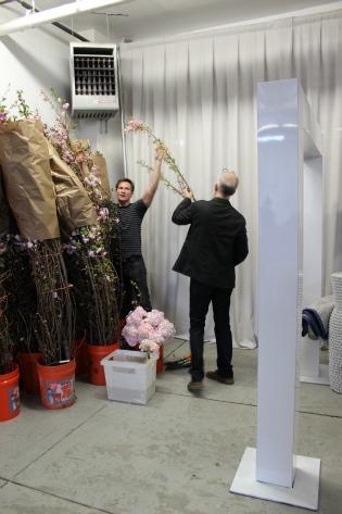 David Beahm, Posh Floral Designs, Angie Strange, Chapel Designers