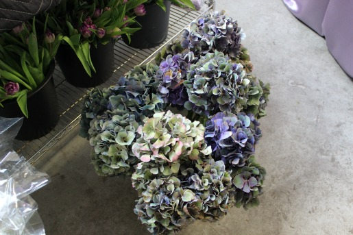 Karen Tran, Chapel Flowers, Karen Tran Events, Posh Floral Desings, Floral Designs, Purple flower centerpieces, Posh Floral Designs