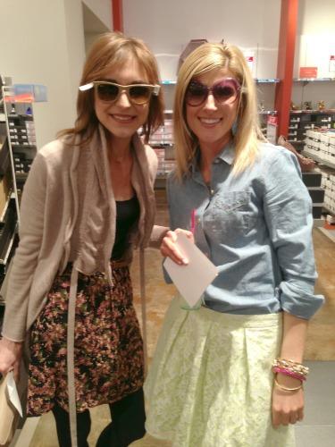 New Sun glasses, Dallas Party, Allison Johnson,