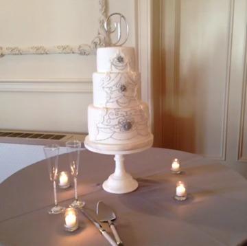 Ceremony Decor, Pink and Purple Centerpieces, Scottish Rite Museum, Sweet Pea Events, Jennifer Yarbro, LeForce Entertainment, Layered Bake Shop,
