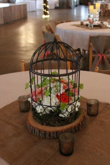 Birdcage Floral