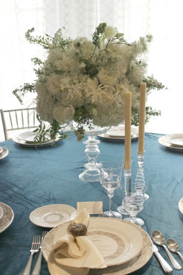 Juliska, Neiman Marcus, Posh Floral Designs, Flower Centerpiece Ideas,