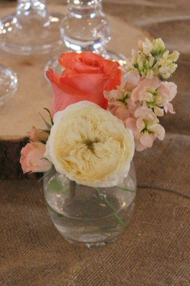 Julep Cups, Coral Floral, Rustic Wedding, Barns in Dallas
