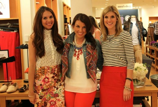 Allison Houpt, The Teacher Diva, Posh Floral, White Flowers, White Centerpieces, Jcrew, Fall Fashion