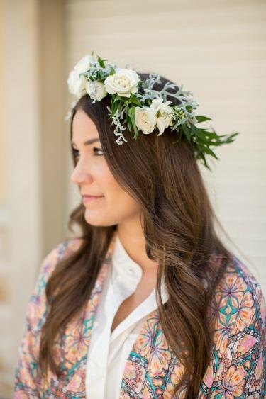 Tracy Melton Artistry, Posh Floral Designs, Tracy Melton, Angie Strange, Wedding Hairstyles, Updos, Floral Hair Pieces, Floral Hair Styles