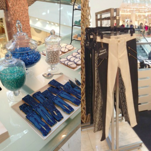 Neiman Marcus, Cusp, Denim Event, Fashion Event, Angie Strange, Posh Floral Designs, Bishop and Holland, The Teacher Diva, Parties, Cookie Ideas,