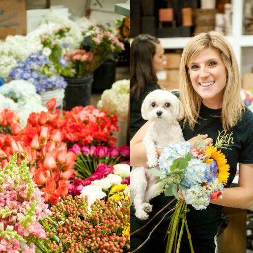 Behind the Scenes, Flower Shops, Dallas Weddings, Country Weddings, Rustic Weddings, Bouquets, Angie Strange, Posh Floral Designs,