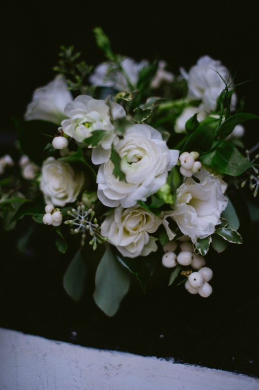 Retro Bouquet, Garden Bouquet, White Bouquet, Bridal Bouquet, Posh Floral Designs, Chestnut Square, Gather Mckinney, Hipster Bride and Groom, Nine Photography