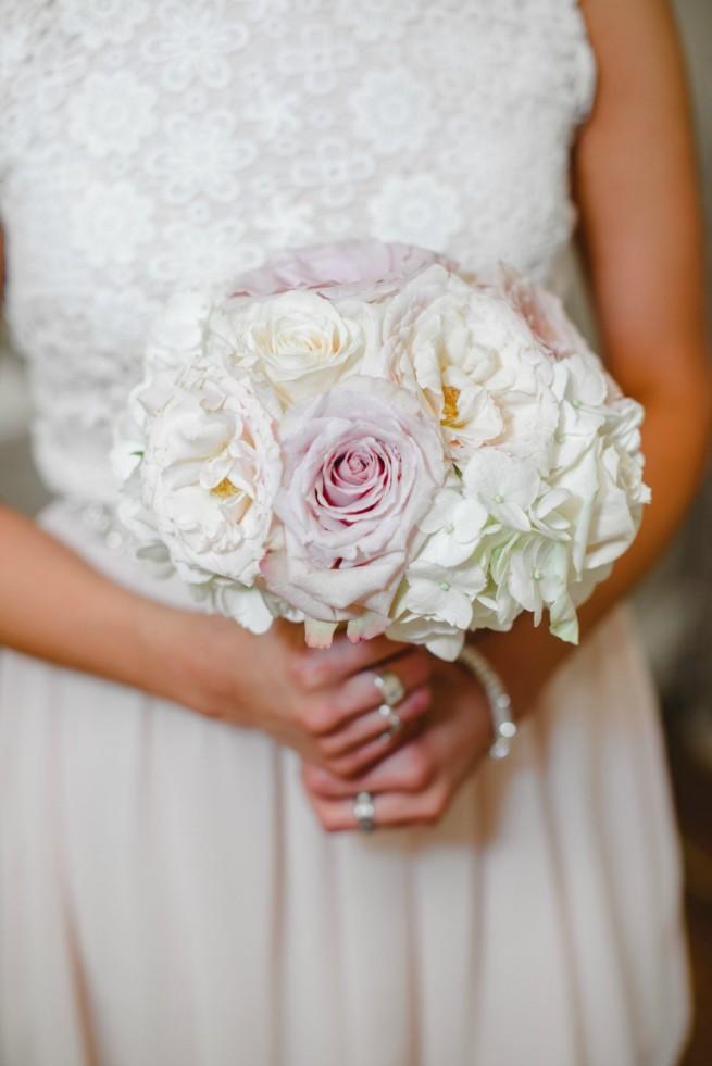 Blush Bridal Bouquet | Blush and Cream Weddings | Flower Girl Halo | Flower Girls | Blush Bridesmaids Bouquet