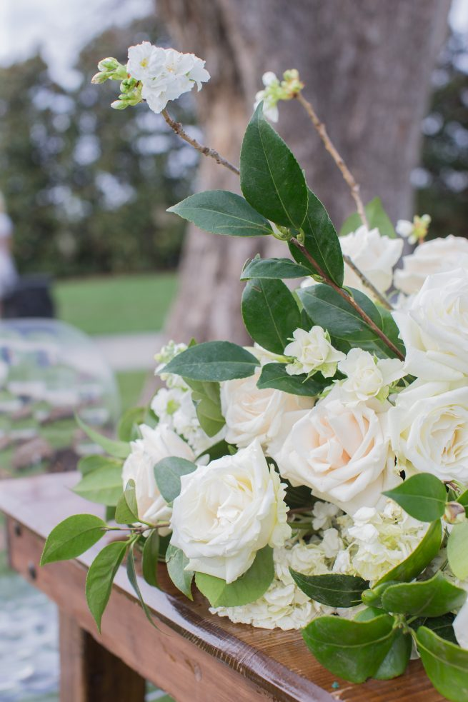 Posh Floral Designs Dallas wedding florist | Camp House Dallas Arboretum