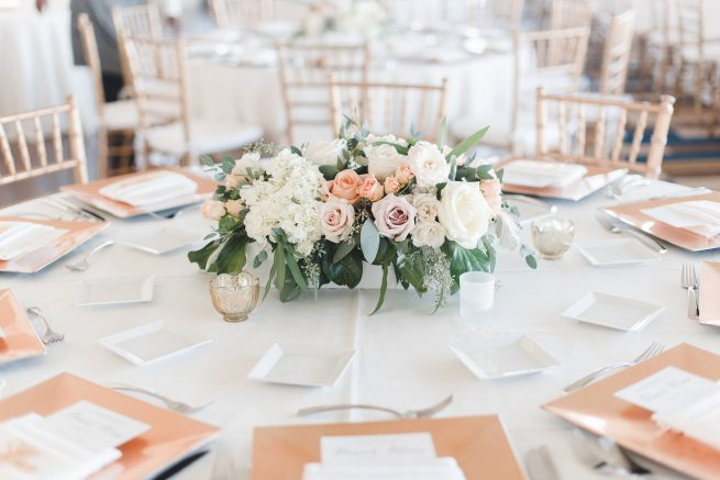 Posh Floral Designs Dallas wedding florist | Renaissance Dallas Hotel