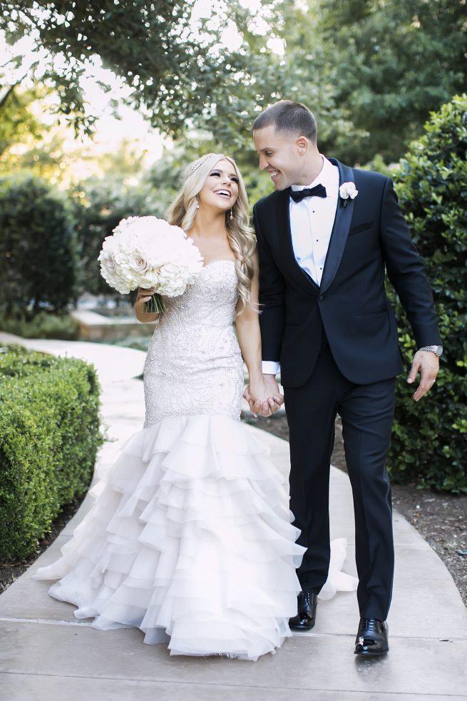 Posh Floral Designs Dallas wedding florist   The Ritz Carlton