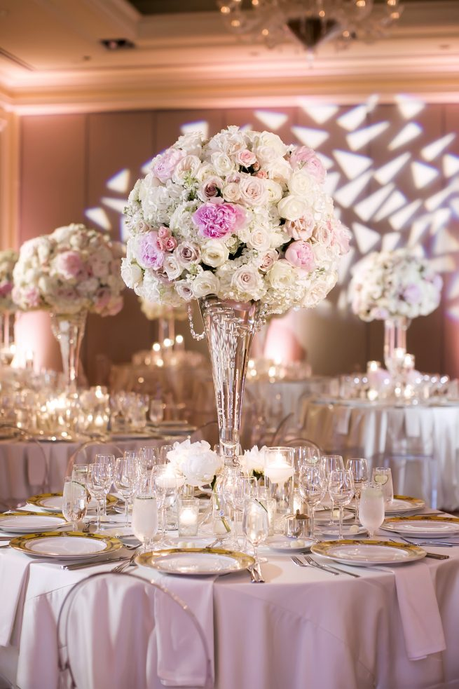 Posh Floral Designs Dallas wedding florist | The Ritz Carlton