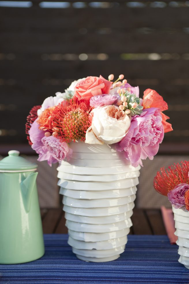 Posh Floral Designs Dallas florist | Kelsey Foster Photography Modern Eve Home Depot inspiration