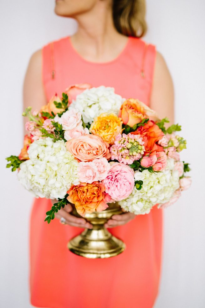 Posh Floral Designs Dallas florist | Galentines Valentines Day hearts party inspiration Dyan Kethley Photography