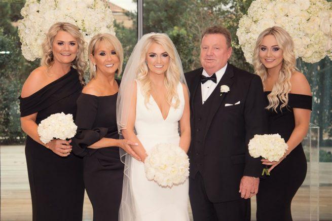 Posh Floral Design Dallas wedding florist   Four Seasons Resort