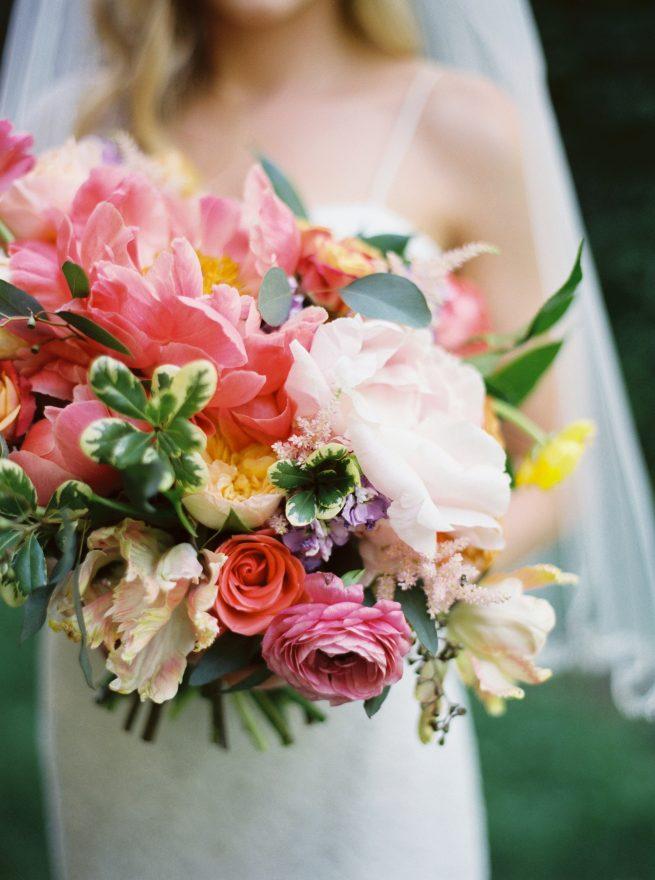 Posh Floral Designs Dallas wedding florist | Hickory Street Annex