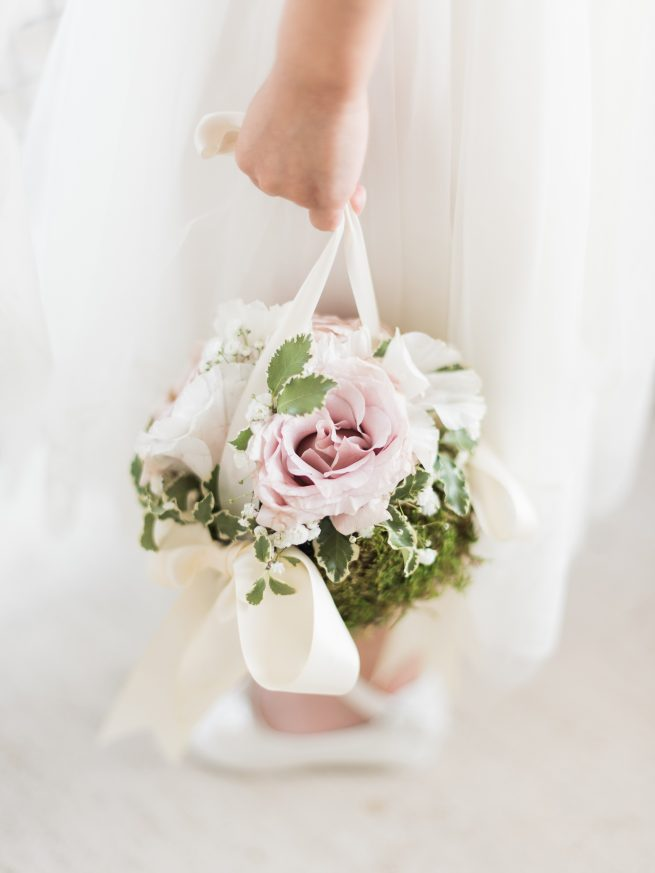 Posh Floral Designs Dallas wedding florist | Hidden Pines Chapel