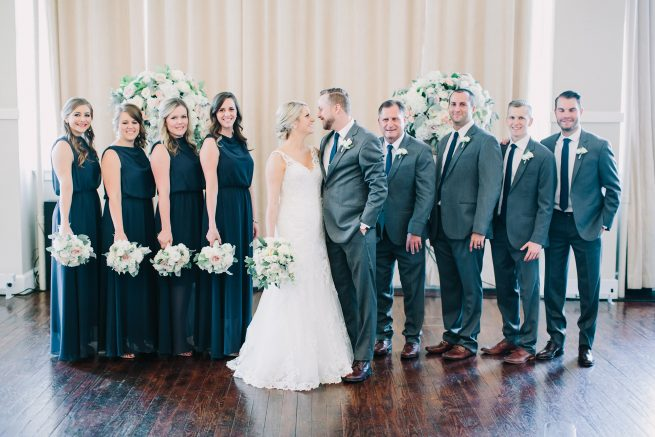 Posh Floral Designs Dallas wedding florist | The Room On Main
