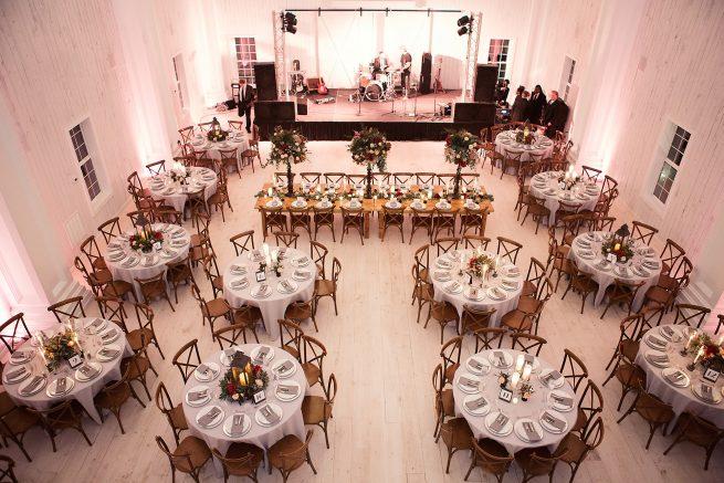 Posh Floral Designs Dallas wedding florist | White Sparrow Barn