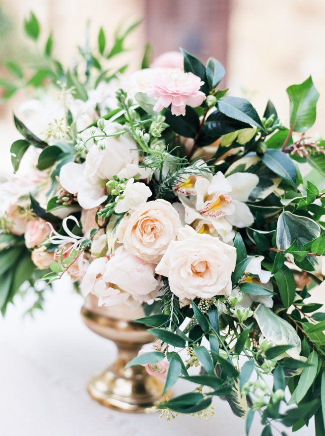 Posh Floral Designs Dallas weddings florist | destination wedding inspiration Escondido Golf and Lake Club