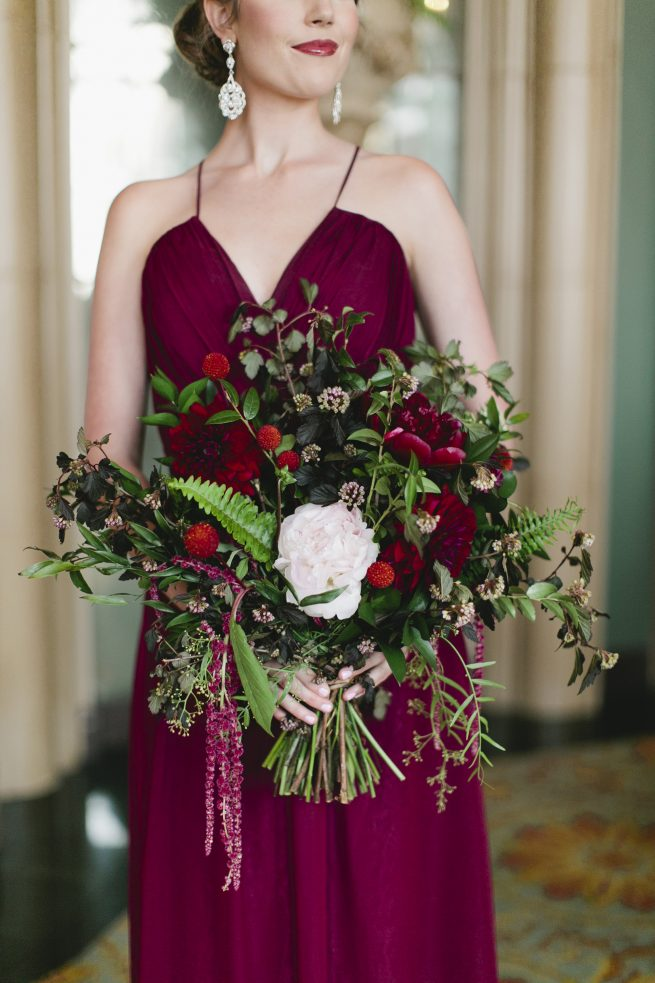 Posh Floral Designs Dallas Texas florist | wedding flowers Fort Worth Club Brides Of North Texas Magazine