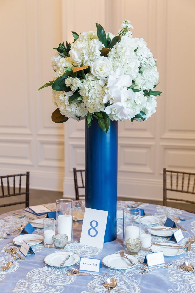 Posh Floral Designs Dallas Texas florist | wedding flowers The Adolphus Hotel