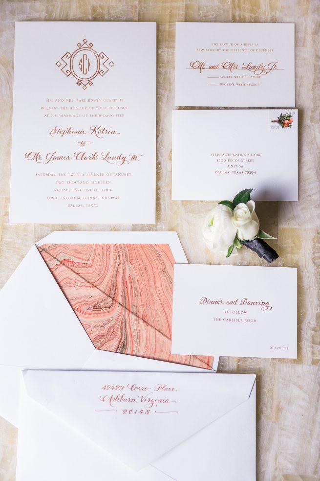 Posh Floral Designs Dallas Texas florist | wedding flowers The Carlisle