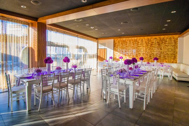 Posh floral designs Dallas Texas | Hamilton Sneed HAS Events Waterproof At The Statler inspiration blog