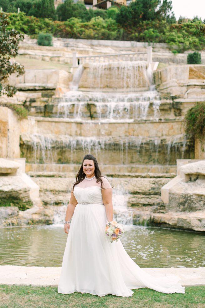 Posh Floral Designs Dallas Texas wedding flowers Villa Del Lago